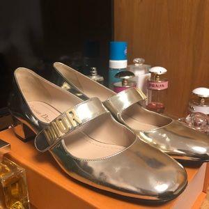 Dior baby-d shoe